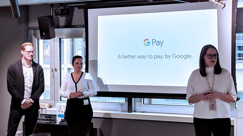 Datatrans AG – Datatrans and Google Pay: a look back at the launch event.