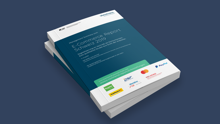 Datatrans AG – E-Commerce Report Schweiz 2019: Managment Summary