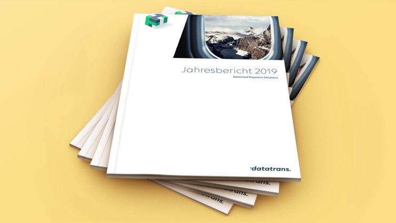 Datatrans AG – Annual Report 2019.